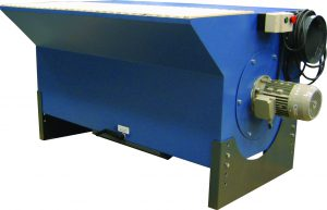 Downdraught bench UFPR