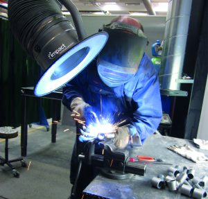 Welding Fume Extraction Arm