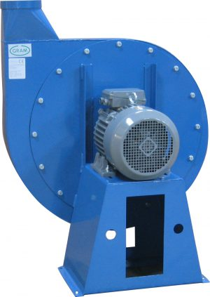 HV-C high pressure fan