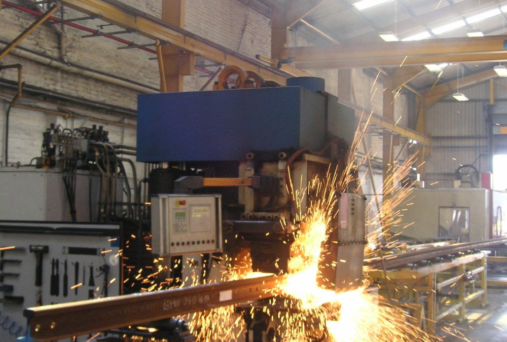 Welding Fume Extraction – Derbyshire