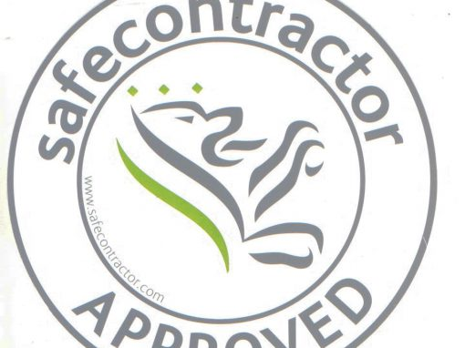 Impact Technical Services are safecontractor approved